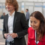 Robert Kowalski oraz Krystyna Murdzek (PSST)