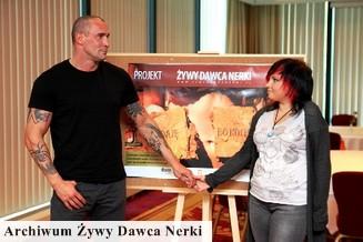 Przemysław i Nicole Saleta
