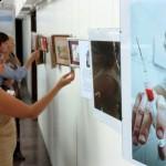 Wystawa prac pacjentów