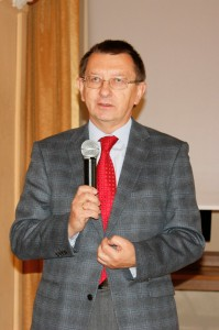 dr Andrzej Miłkowski - Fresenius Medical Care Polska (fot. Piotr Bargiel)